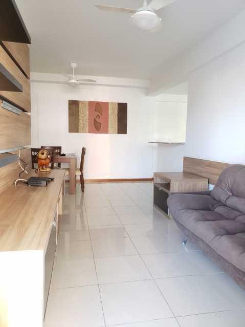 d754118d-c3d0-4203-ba27-2cc3e7 - Alugo Lindo Apartamento 3 quartos (1 suíte), Mobiliado, Recreio (Barra Bonita) - CGAP30042 - 3