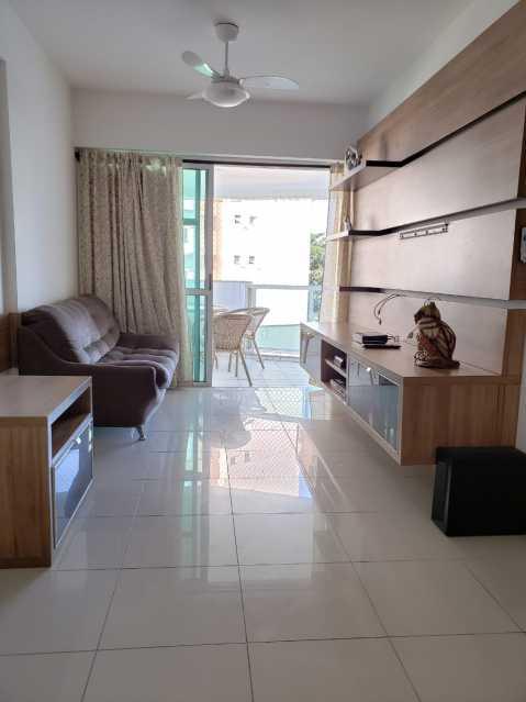 f54edad6-8f1b-4464-8912-a48ea1 - Alugo Lindo Apartamento 3 quartos (1 suíte), Mobiliado, Recreio (Barra Bonita) - CGAP30042 - 1