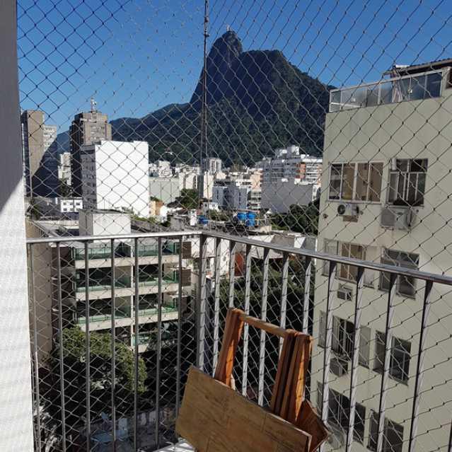 vista para midas - Apartamento 2 quartos para alugar Botafogo, Rio de Janeiro - R$ 3.000 - CGAP20119 - 6