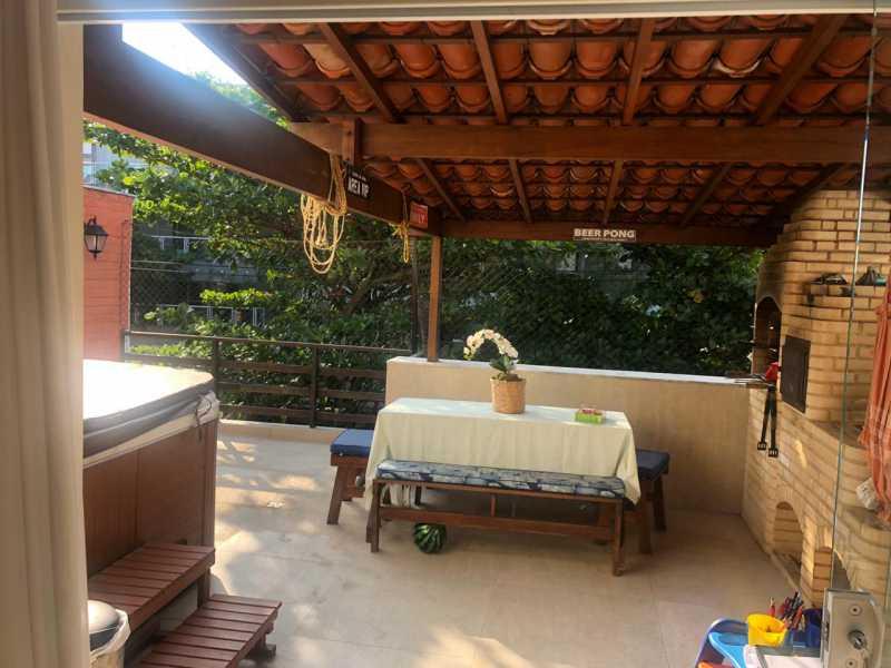4d9bc749-f980-4bf4-8622-82ac42 - Apartamento 3 quartos à venda Recreio dos Bandeirantes, Rio de Janeiro - R$ 850.000 - CGAP30044 - 28