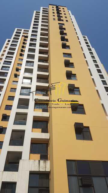 20191025_140609 - Apartamento 2 quartos à venda Barra da Tijuca, Rio de Janeiro - R$ 870.000 - CGAP20124 - 1