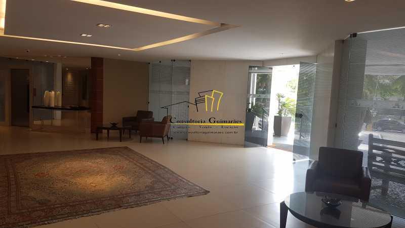20191025_140959 - Apartamento 2 quartos à venda Barra da Tijuca, Rio de Janeiro - R$ 870.000 - CGAP20124 - 3