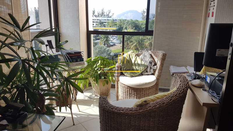 20191025_150215 - Apartamento 2 quartos à venda Barra da Tijuca, Rio de Janeiro - R$ 870.000 - CGAP20124 - 9