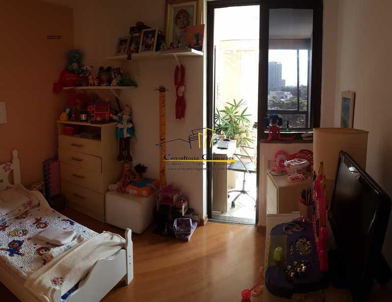 20191025_150330 - Apartamento 2 quartos à venda Barra da Tijuca, Rio de Janeiro - R$ 870.000 - CGAP20124 - 13