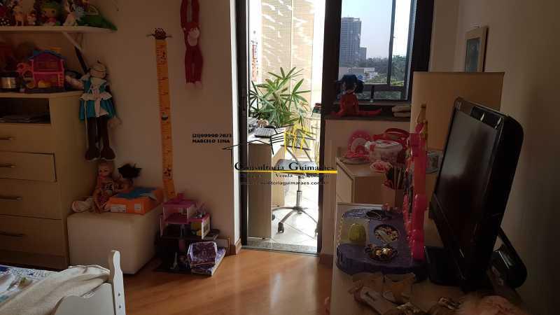 20191025_150336 - Apartamento 2 quartos à venda Barra da Tijuca, Rio de Janeiro - R$ 870.000 - CGAP20124 - 14