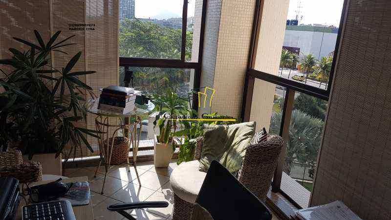 20191025_150343 - Apartamento 2 quartos à venda Barra da Tijuca, Rio de Janeiro - R$ 870.000 - CGAP20124 - 15