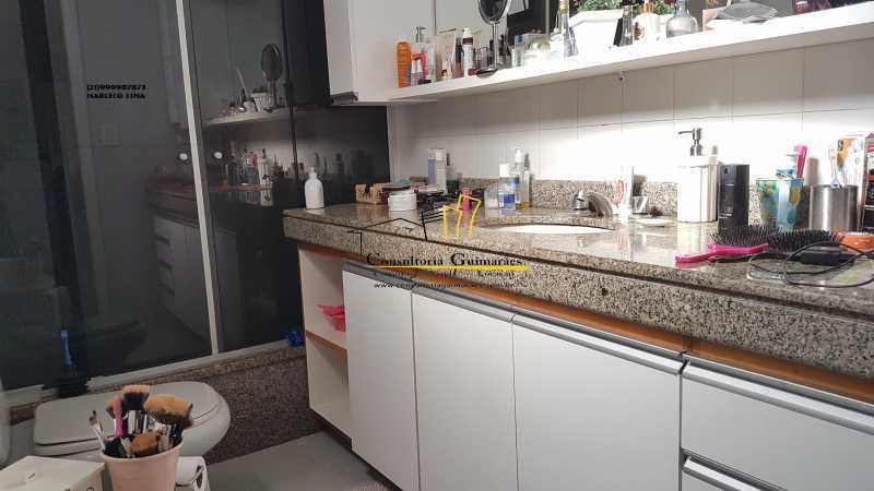 20191025_150422 - Apartamento 2 quartos à venda Barra da Tijuca, Rio de Janeiro - R$ 870.000 - CGAP20124 - 16