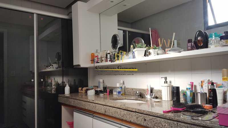 20191025_150424 - Apartamento 2 quartos à venda Barra da Tijuca, Rio de Janeiro - R$ 870.000 - CGAP20124 - 17