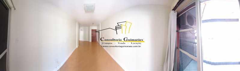 fe3dae9a-729f-4d17-8578-1dc215 - Vendo ou Alugo Excelente Apartamento 3 quartos - CGAP30048 - 4