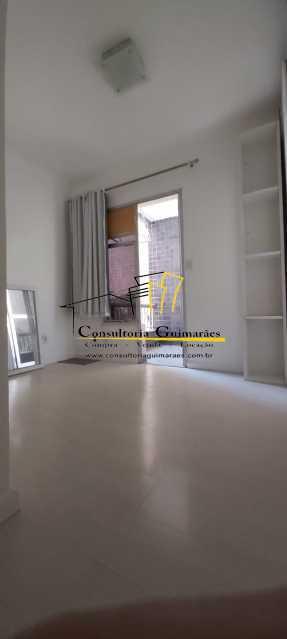 b02f9974-95d1-4777-b6f7-892e9a - Vendo ou Alugo Excelente Apartamento 3 quartos - CGAP30048 - 1