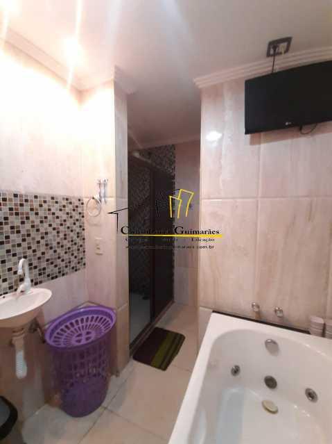 089fb54d-417b-436a-99ce-a57bd7 - Vendo excelente apartamento 3 quartos mobiliado (Tanque) - CGAP30050 - 9
