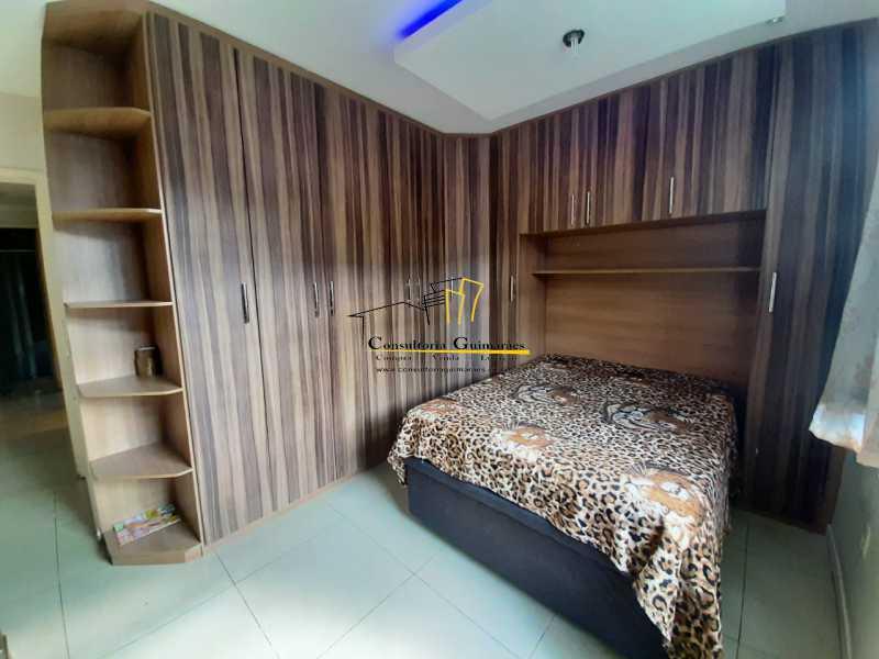 99f1af63-938d-4972-8ffc-1352b8 - Vendo excelente apartamento 3 quartos mobiliado (Tanque) - CGAP30050 - 7