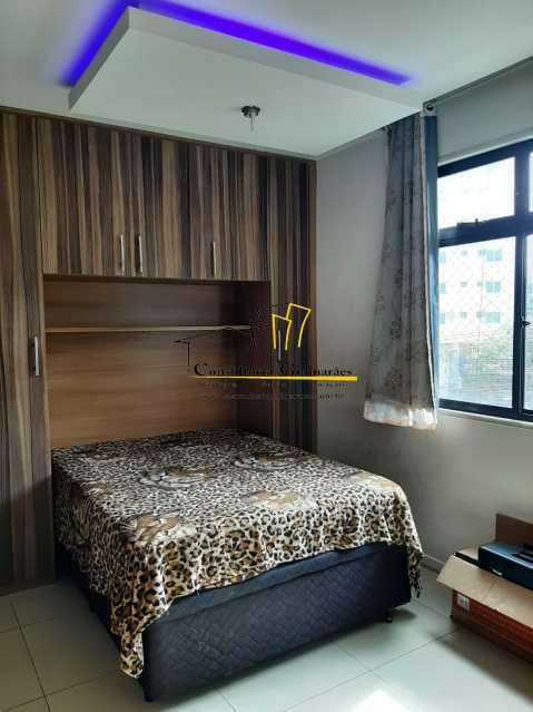 297164d8-61de-428b-b4ba-7fc711 - Vendo excelente apartamento 3 quartos mobiliado (Tanque) - CGAP30050 - 8