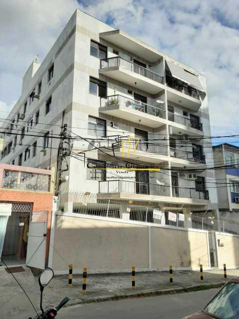 4070385c-4af4-4811-8451-083397 - Vendo excelente apartamento 3 quartos mobiliado (Tanque) - CGAP30050 - 1