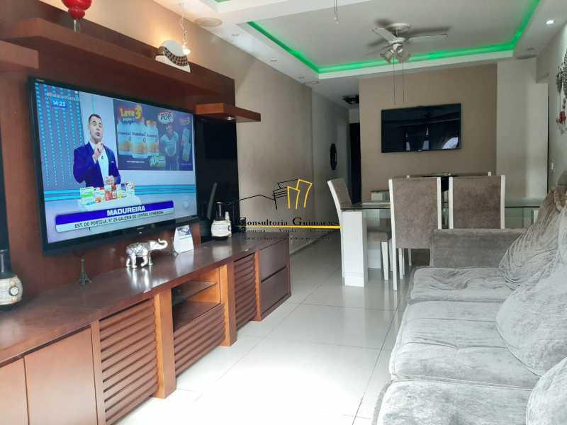 e739290a-95de-427f-b515-49d002 - Vendo excelente apartamento 3 quartos mobiliado (Tanque) - CGAP30050 - 4