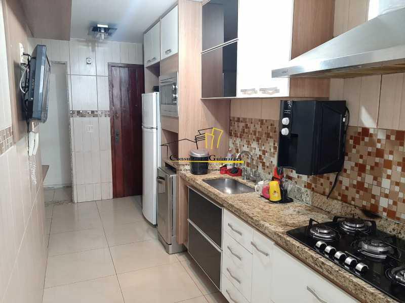 fcde3eb5-6419-4e32-9467-cc82b0 - Vendo excelente apartamento 3 quartos mobiliado (Tanque) - CGAP30050 - 6