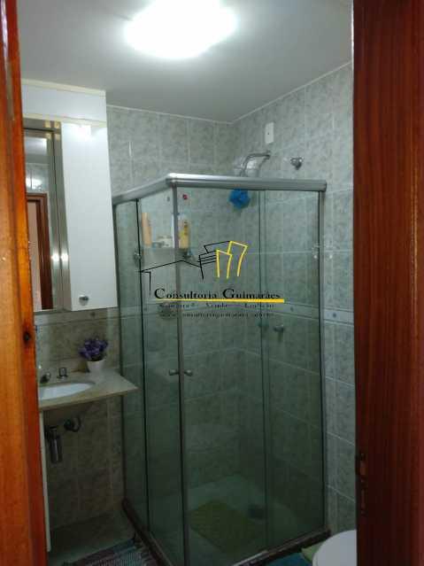 IMG-20200909-WA0052 - Casa em Condomínio 4 quartos à venda Anil, Rio de Janeiro - R$ 830.000 - CGCN40012 - 16