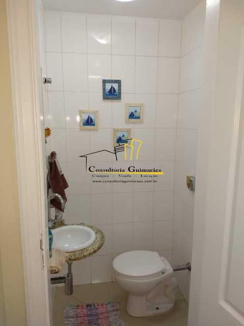 IMG-20200909-WA0057 - Casa em Condomínio 4 quartos à venda Anil, Rio de Janeiro - R$ 830.000 - CGCN40012 - 19