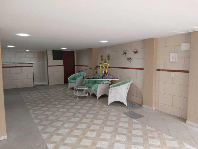 IMG-20200909-WA0066 - Casa em Condomínio 4 quartos à venda Anil, Rio de Janeiro - R$ 830.000 - CGCN40012 - 23