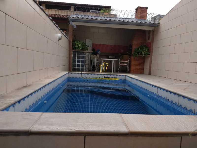 IMG-20200909-WA0070 - Casa em Condomínio 4 quartos à venda Anil, Rio de Janeiro - R$ 830.000 - CGCN40012 - 28