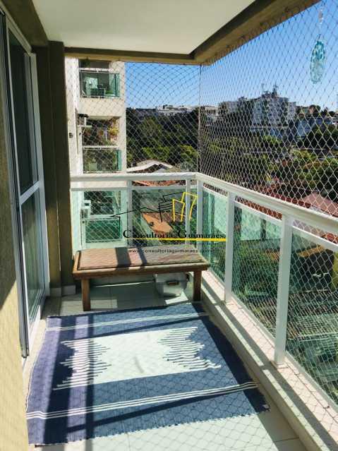 4df79d0c-e51e-48d1-8425-e2327e - Apartamento 2 quartos à venda Pechincha, Rio de Janeiro - R$ 315.000 - CGAP20129 - 1