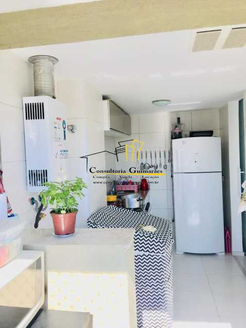 59244c86-b7fe-4c2b-a1d1-daf0c2 - Apartamento 2 quartos à venda Pechincha, Rio de Janeiro - R$ 315.000 - CGAP20129 - 6