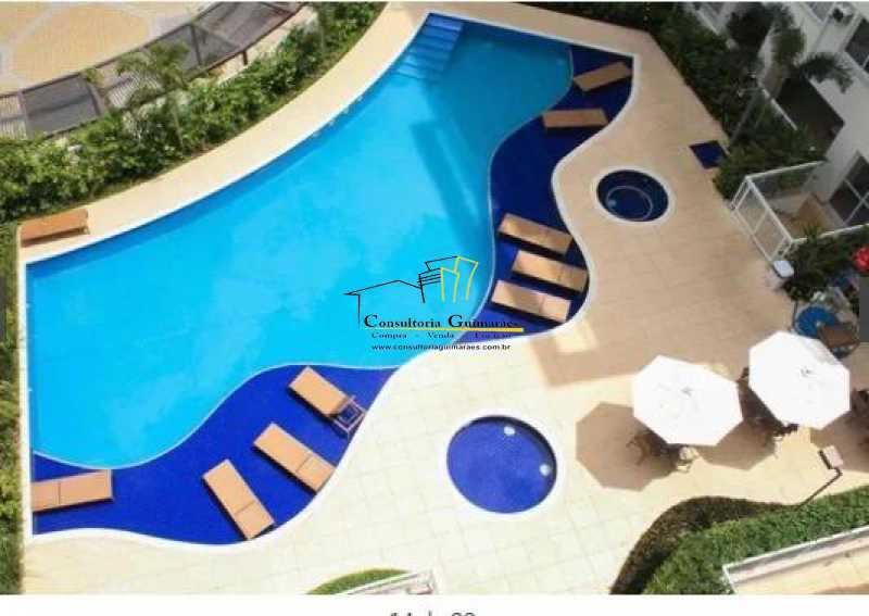 733918025243369 - Apartamento 2 quartos à venda Pechincha, Rio de Janeiro - R$ 315.000 - CGAP20129 - 12