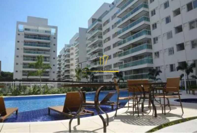 736918028844796 - Apartamento 2 quartos à venda Pechincha, Rio de Janeiro - R$ 315.000 - CGAP20129 - 14