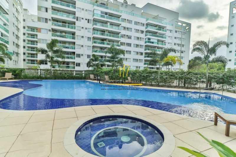 783064192047141 - Apartamento 2 quartos à venda Pechincha, Rio de Janeiro - R$ 315.000 - CGAP20129 - 16