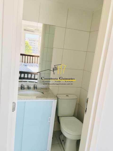 dd9f016f-a328-4b95-9eb3-8e4ec8 - Apartamento 2 quartos à venda Pechincha, Rio de Janeiro - R$ 315.000 - CGAP20129 - 9