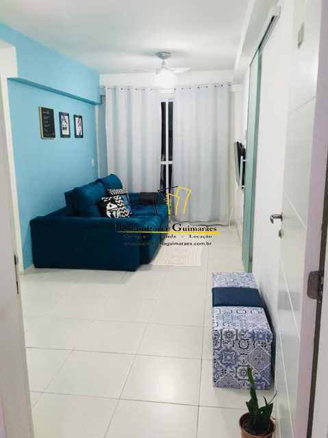387c340f-c313-459a-8629-f07ab4 - Apartamento 2 quartos à venda Pechincha, Rio de Janeiro - R$ 315.000 - CGAP20129 - 4