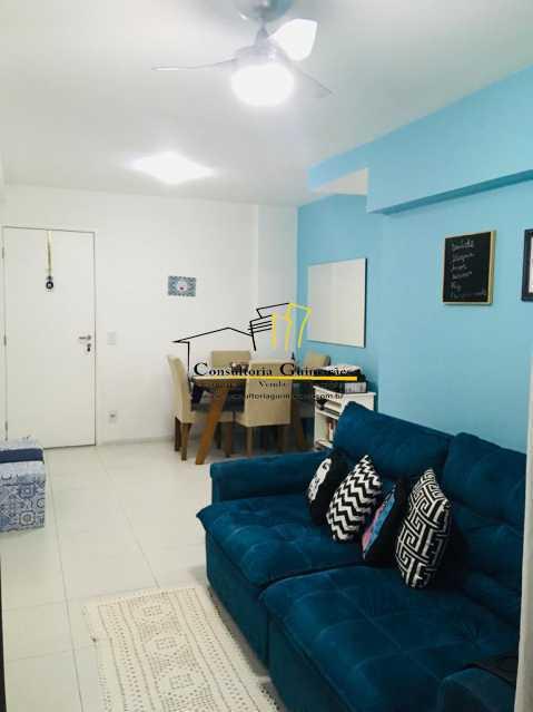 02173e5f-33ae-4f1c-8e00-35fbfc - Apartamento 2 quartos à venda Pechincha, Rio de Janeiro - R$ 315.000 - CGAP20129 - 5