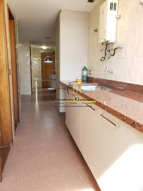 0aa9f75b-8fc4-4990-acb9-f79a96 - Cobertura 3 quartos para venda e aluguel Recreio dos Bandeirantes, Rio de Janeiro - R$ 1.400.000 - CGCO30011 - 10