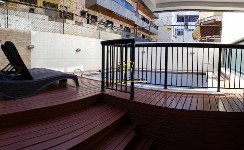 4f114832-430e-4d0d-a33f-3c4e90 - Cobertura 3 quartos para venda e aluguel Recreio dos Bandeirantes, Rio de Janeiro - R$ 1.400.000 - CGCO30011 - 17