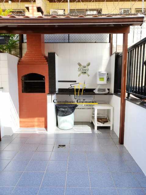 f4915de4-1a4b-444e-adac-2cdd7a - Cobertura 3 quartos à venda Recreio dos Bandeirantes, Rio de Janeiro - R$ 1.400.000 - CGCO30011 - 19