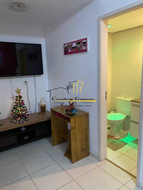 4cc1c2f2-e20a-421d-8ed2-fb1106 - Cobertura 3 quartos à venda Taquara, Rio de Janeiro - R$ 555.000 - CGCO30012 - 8