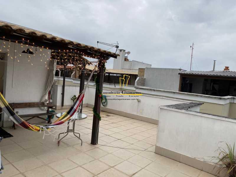 6af7dab4-b4f9-41dd-bf46-a3e5e9 - Cobertura 3 quartos à venda Taquara, Rio de Janeiro - R$ 555.000 - CGCO30012 - 23