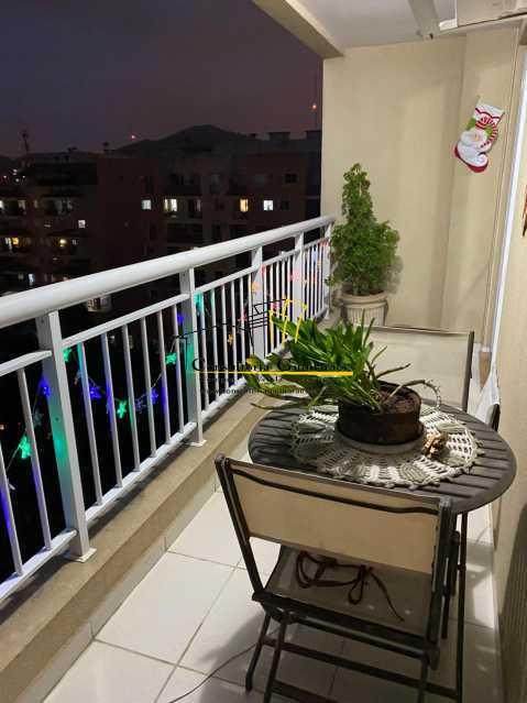 9e3482f2-1128-4a89-ab2b-e129b6 - Cobertura 3 quartos à venda Taquara, Rio de Janeiro - R$ 555.000 - CGCO30012 - 3