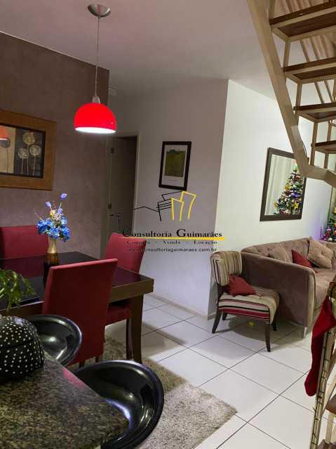10132b70-ee5e-41be-a778-efc813 - Cobertura 3 quartos à venda Taquara, Rio de Janeiro - R$ 555.000 - CGCO30012 - 4