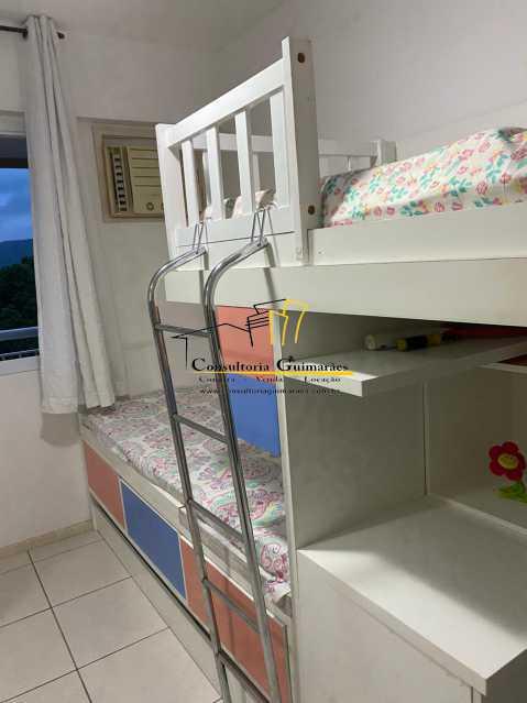 bb779b8b-502e-4dc8-8083-0c0f56 - Cobertura 3 quartos à venda Taquara, Rio de Janeiro - R$ 555.000 - CGCO30012 - 19