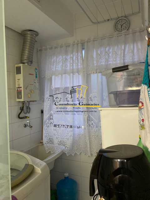 dabf2041-6733-44d1-8cf0-1a060d - Cobertura 3 quartos à venda Taquara, Rio de Janeiro - R$ 555.000 - CGCO30012 - 28
