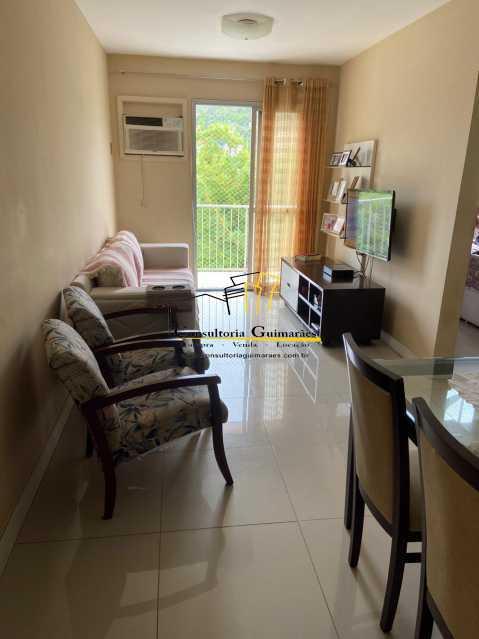 5dfd075b-7268-4f85-a27a-fb3088 - Apartamento 2 quartos à venda Taquara, Rio de Janeiro - R$ 220.000 - CGAP20141 - 1