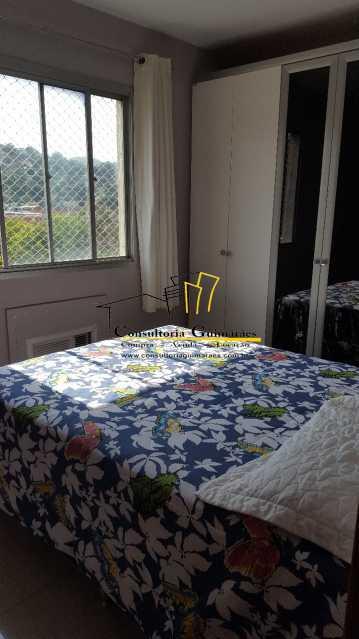94455bbd-b0bb-45ff-808c-b68b74 - Apartamento 2 quartos à venda Taquara, Rio de Janeiro - R$ 220.000 - CGAP20141 - 6