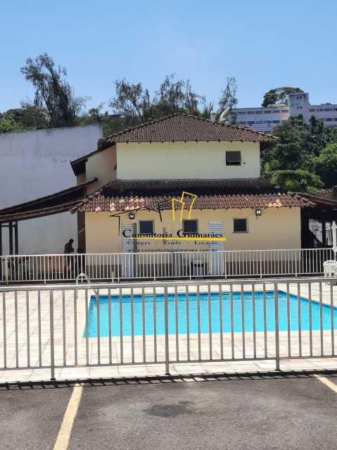 894654f8-71e6-4fd0-92e5-64ee62 - Apartamento 2 quartos à venda Taquara, Rio de Janeiro - R$ 220.000 - CGAP20141 - 16