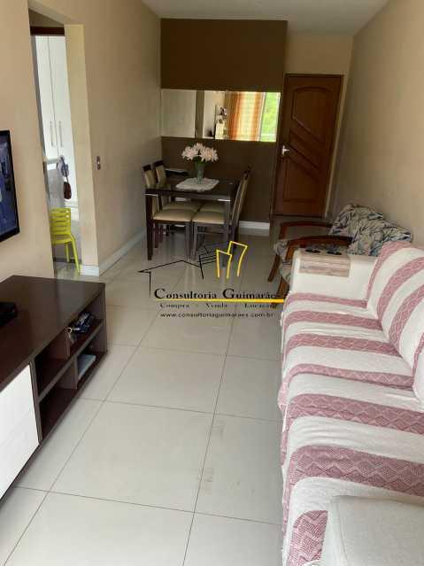 42756085-95ef-482f-9265-102e99 - Apartamento 2 quartos à venda Taquara, Rio de Janeiro - R$ 220.000 - CGAP20141 - 3