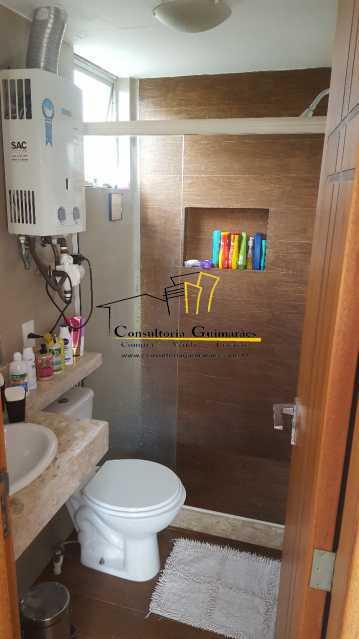 a52a724e-e009-49e9-862c-11d509 - Apartamento 2 quartos à venda Taquara, Rio de Janeiro - R$ 220.000 - CGAP20141 - 7