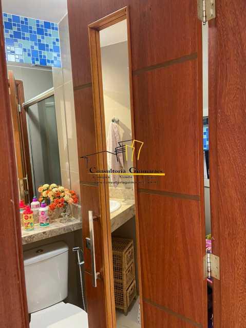 cae27b79-7515-4865-912e-ae3559 - Apartamento 2 quartos à venda Taquara, Rio de Janeiro - R$ 220.000 - CGAP20141 - 5