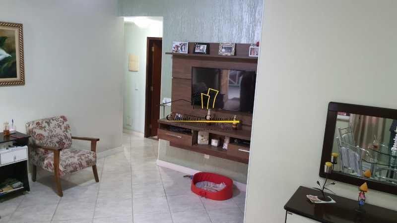 3a1243c2-008c-4077-be73-dbd8b5 - Apartamento à venda Rua Brasil Gérson,Taquara, Rio de Janeiro - R$ 450.000 - CGAP30059 - 14