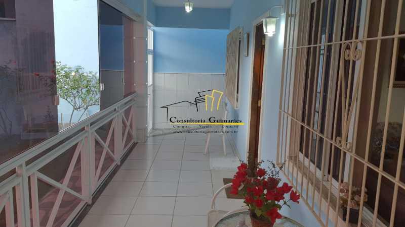 3c2a1559-6db6-43fc-8510-fa9987 - Apartamento à venda Rua Brasil Gérson,Taquara, Rio de Janeiro - R$ 450.000 - CGAP30059 - 8
