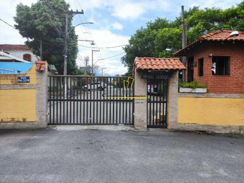 6edda988-4eaa-4507-b702-54cba5 - Apartamento à venda Rua Brasil Gérson,Taquara, Rio de Janeiro - R$ 450.000 - CGAP30059 - 1